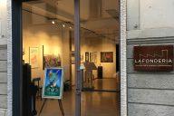 galleria d'arte dall'esterno