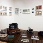 Polaroid in esposizione