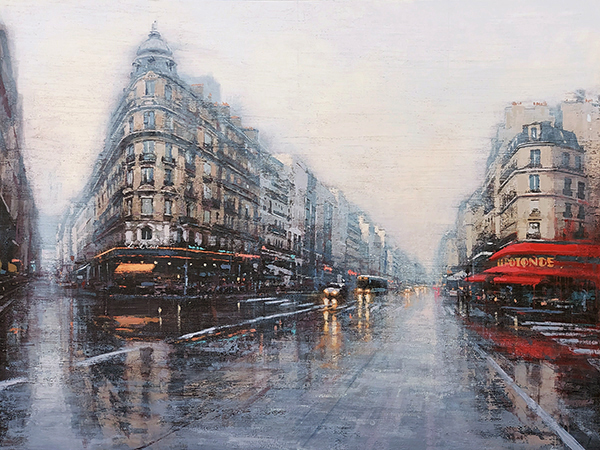 Viale di Parigi